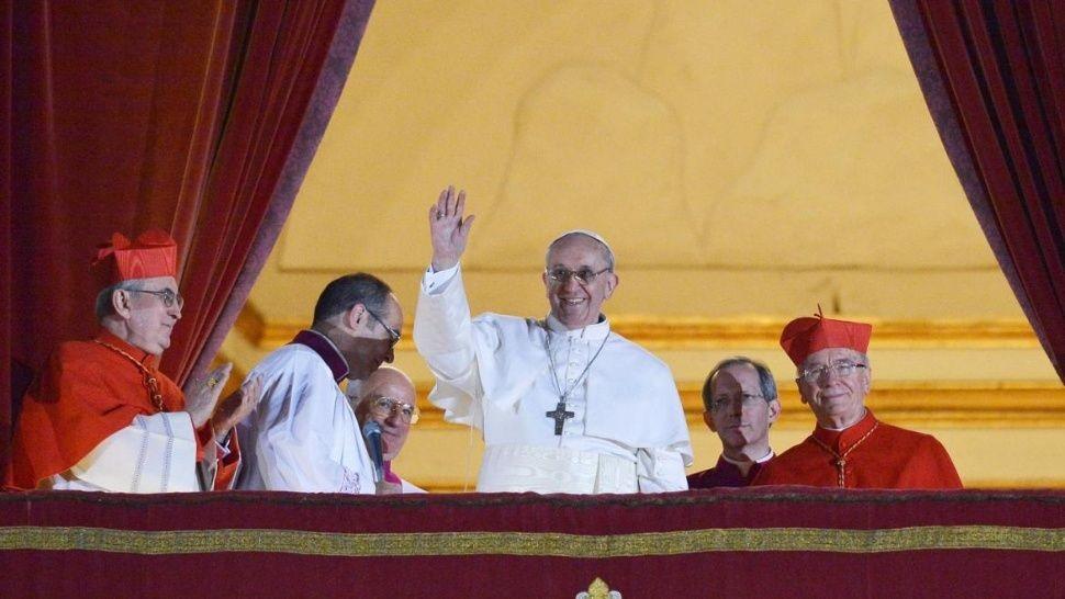 Hace 6 años Jorge Bergoglio se convertía en el Papa Francisco