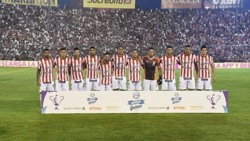 San Martín de Tucumán, el primer descendido de la Superliga