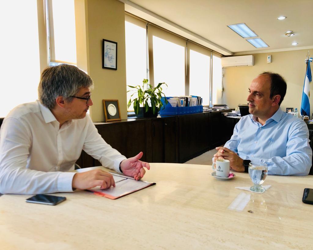 Enargás aprobó el proyecto para el Gasoducto de la Costa