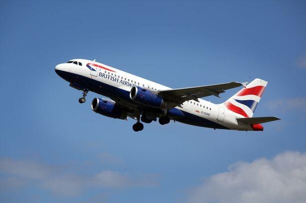 Un vuelo que debía aterrizar a Alemania terminó por error en Escocia