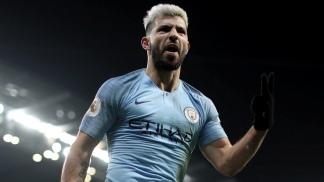 Agüero le dio a Manchester City el paso a semifinales de la FA Cup