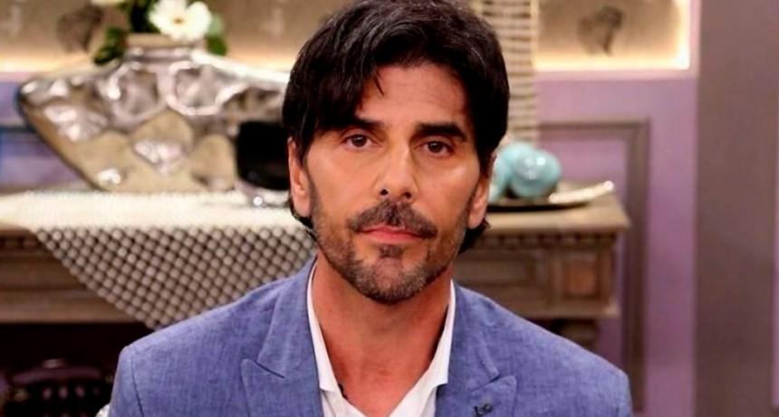 El hermano de Juan Darthés viajó a Brasil para encontrarse con el actor