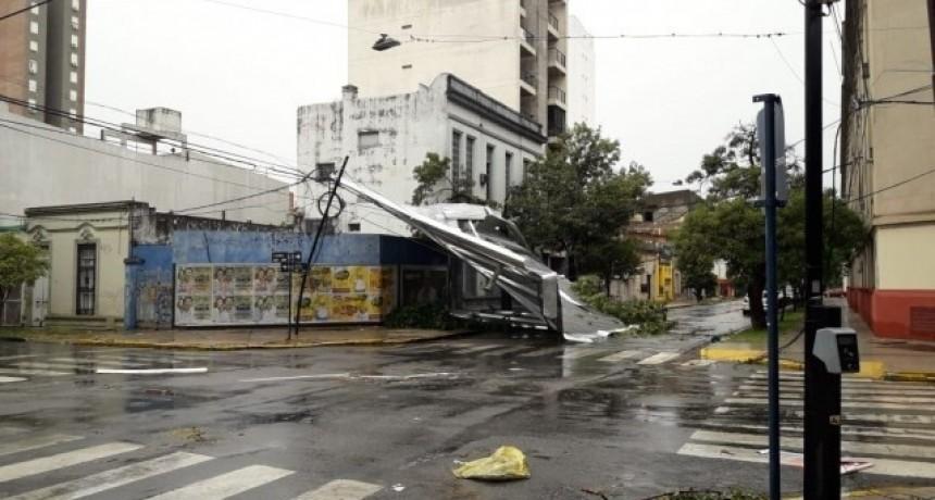 Tras el temporal, la UNL analiza lo que se hizo y lo que falta hacer