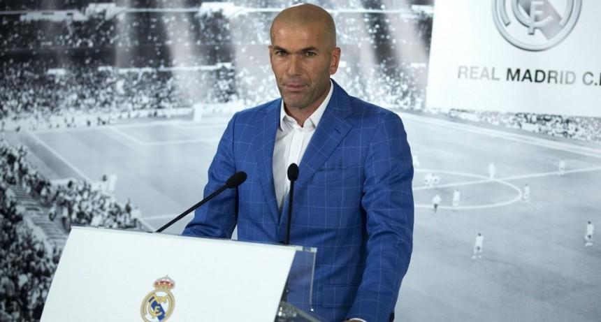 Zidane vuelve a ser el entrenador del Real Madrid