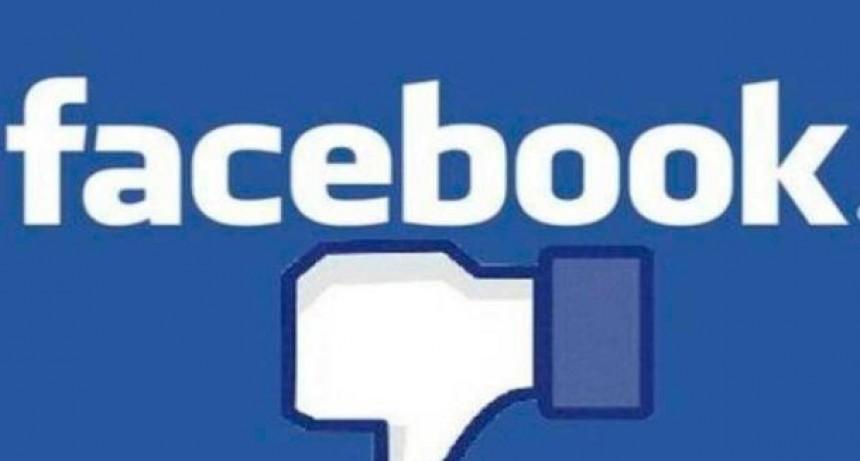 Se cayó Facebook otra vez y también problemas con Instagram y Whatsapp