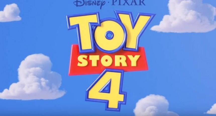 Disney lanzó el primer tráiler extendido de Toy Story 4