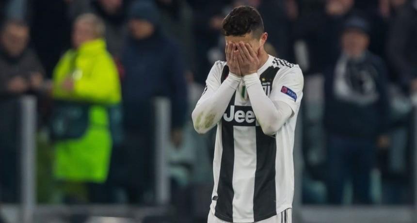 Juventus cambia su gira por temor a que detengan a Cristiano Ronaldo