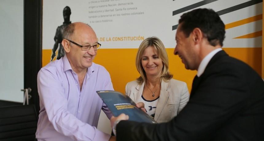 El Municipio fortalece al sector exportador de la Ciudad