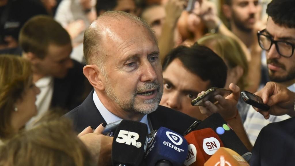"""Perotti: """"El compromiso de Nación va a ser clave en la lucha contra el narcotráfico"""""""