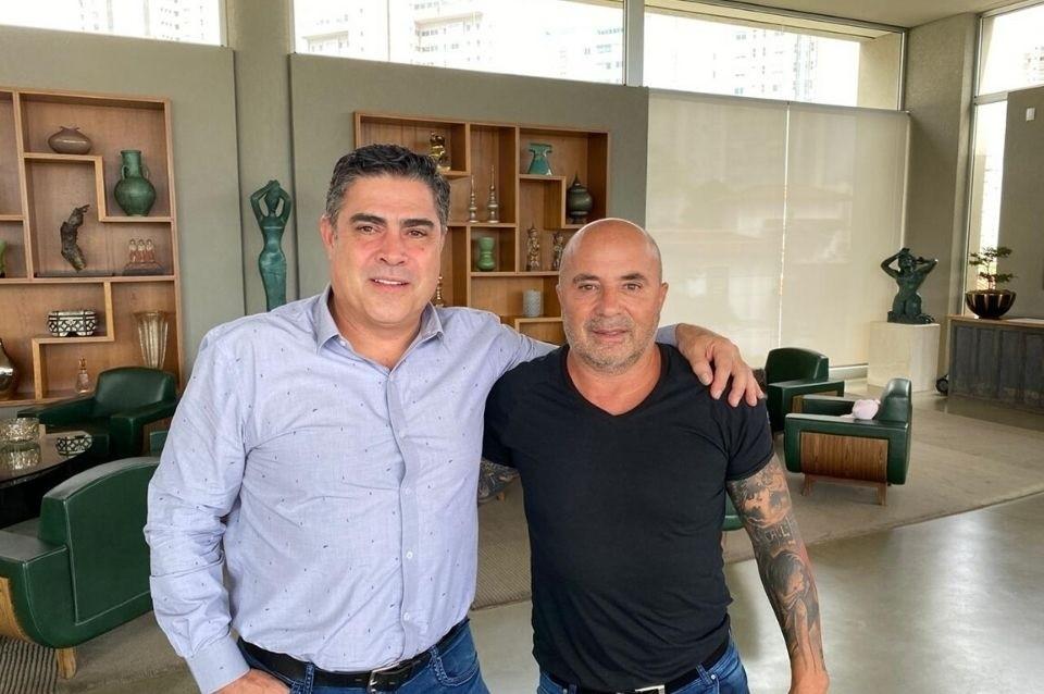 Jorge Sampaoli es el nuevo técnico de Atlético Mineiro