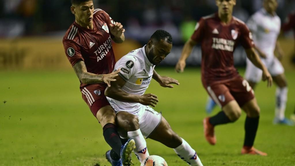 Copa Libertadores: golearon a los suplentes de River