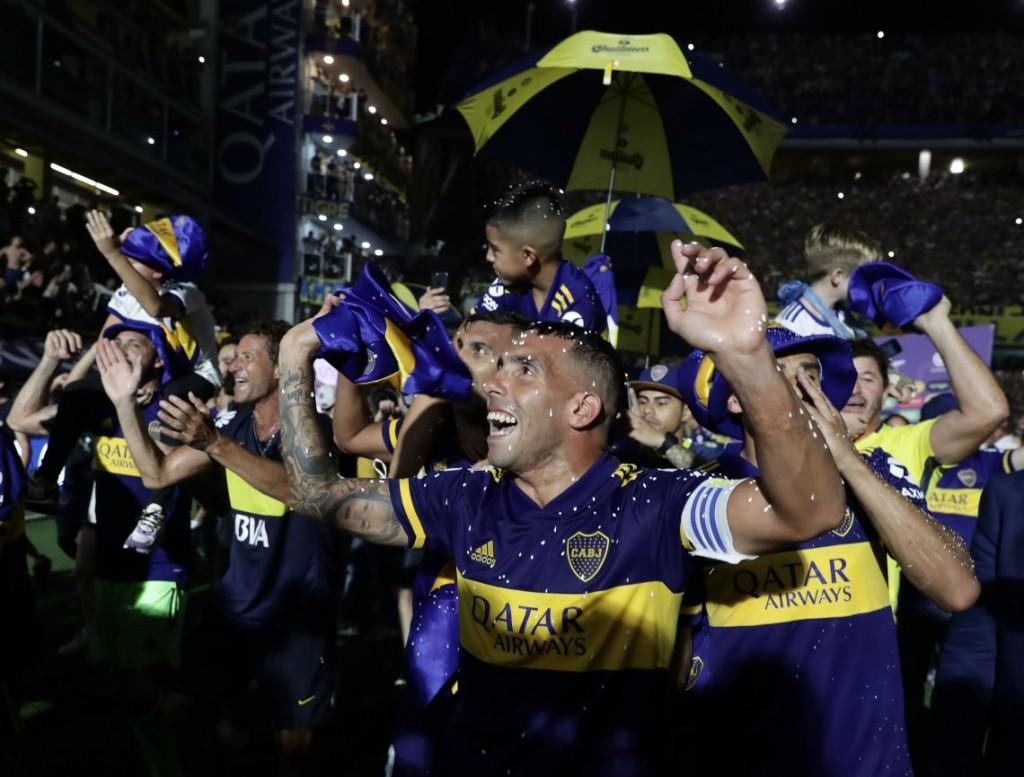 Boca le ganó al Gimnasia de Maradona y es el campeón de la Superliga