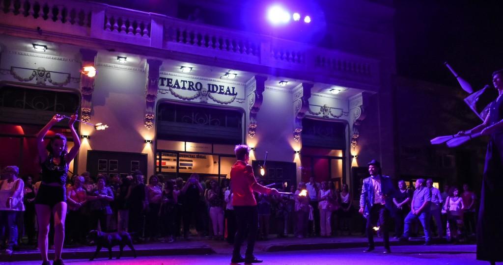 Reapertura a sala llena del Centro Cultural Provincial Ideal de Venado Tuerto