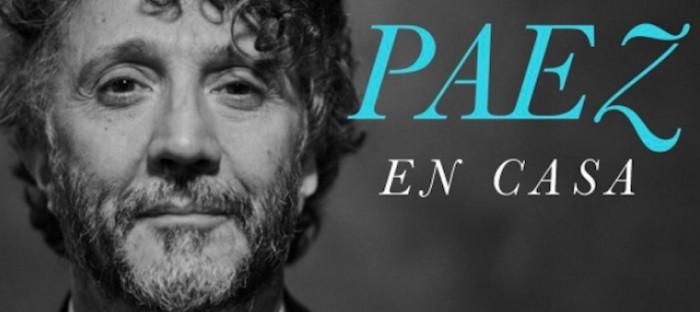 Fito Páez hará un concierto en su casa por el Coronavirus