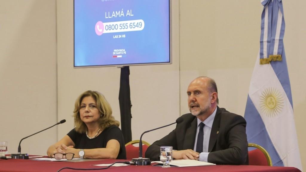 Perotti anunció nuevas medidas de acción contra la pandemia de Coronavirus