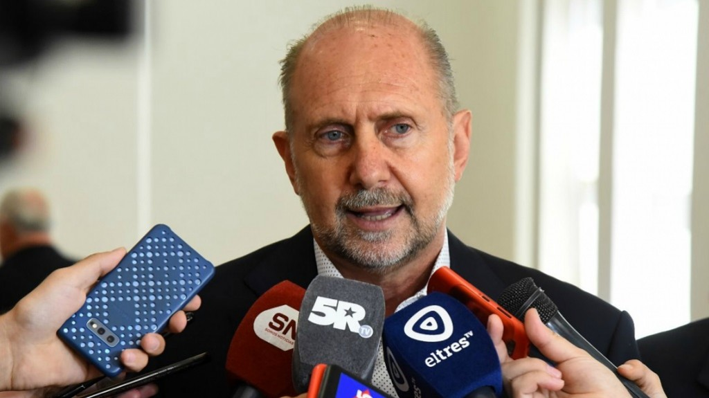 """Perotti: """"Soy partidario de la cuarentena total cuanto antes"""""""