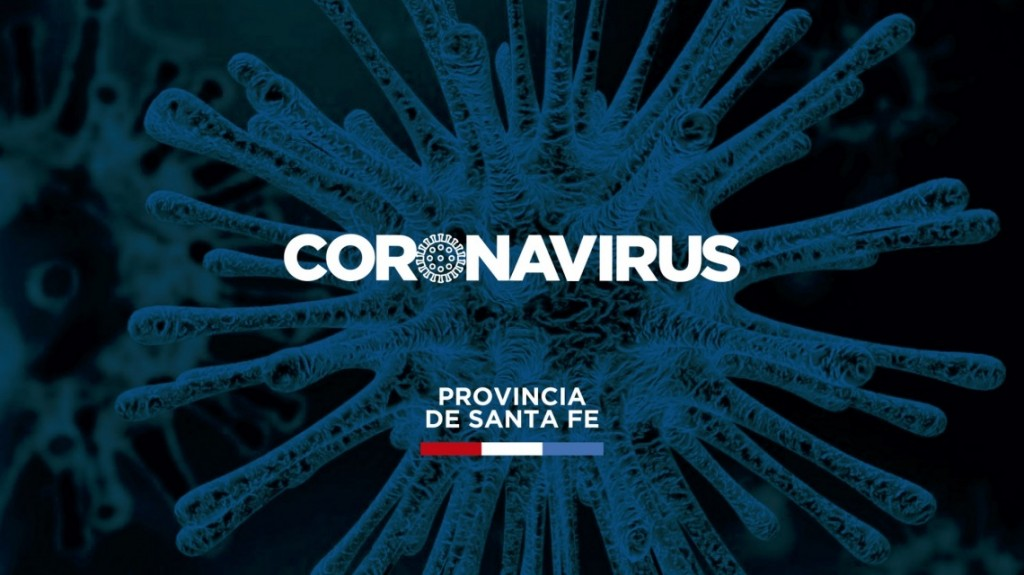 Se confirman 43 casos de COVID 19 en la provincia de Santa Fe