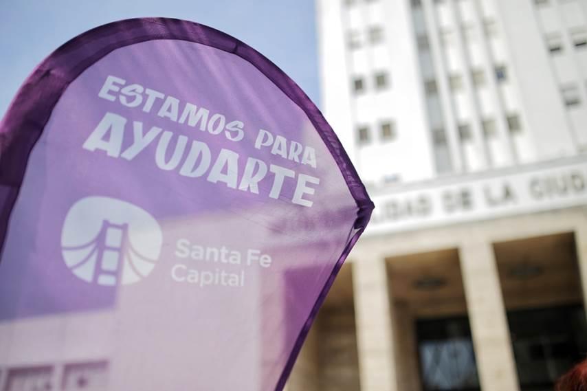 Aislamiento social y violencia de género: los canales municipales siguen abiertos