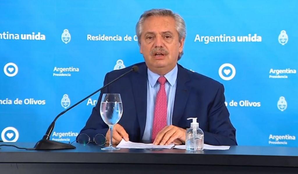 Fernández extendió la cuarentena total hasta el 12 de abril: Una economía que cae se levanta, pero una vida no