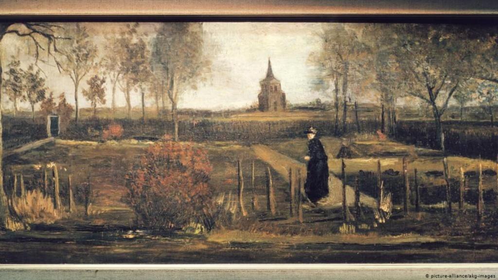 Robaron una pintura de Van Gogh de un museo cerrado por el Coronavirus