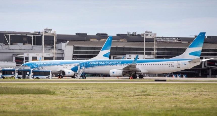 Aerolíneas Argentinas canceló los vuelos desde y hacia Italia por el Coronavirus