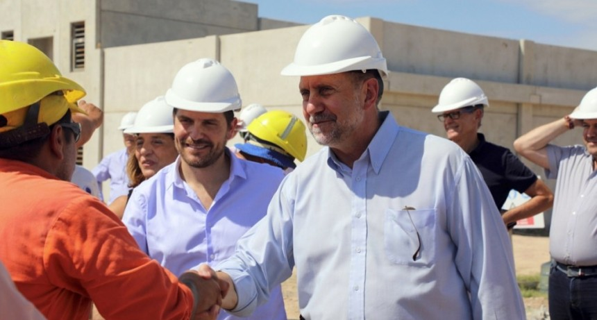Nación y Provincia reactivan las obras de la primera cárcel federal que tendrá Santa Fe