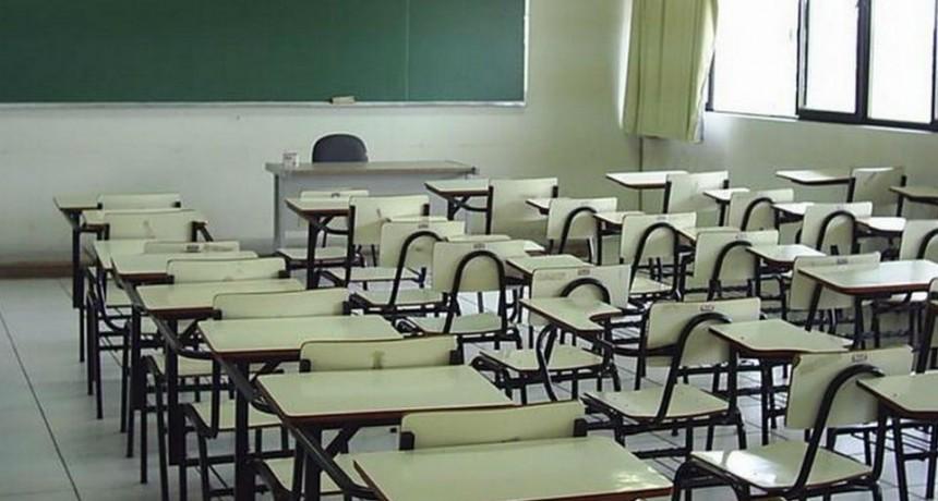 Sin clases, desobligaron a docentes de asistir a las escuelas