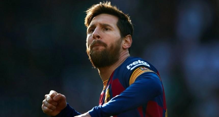 Messi confirmó que reducirán el 70% de su sueldo y de sus compañeros por el coronavirus