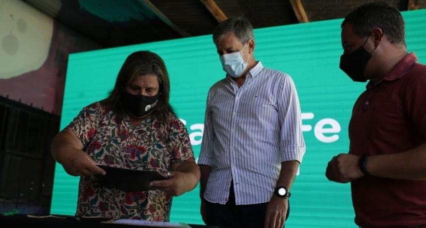 Una sola empresa se presento para ejecutar la obra de agua potable en Colastiné Sur