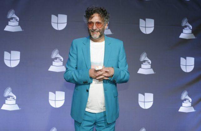 Fito Páez ganó el Grammy por el disco La conquista del espacio
