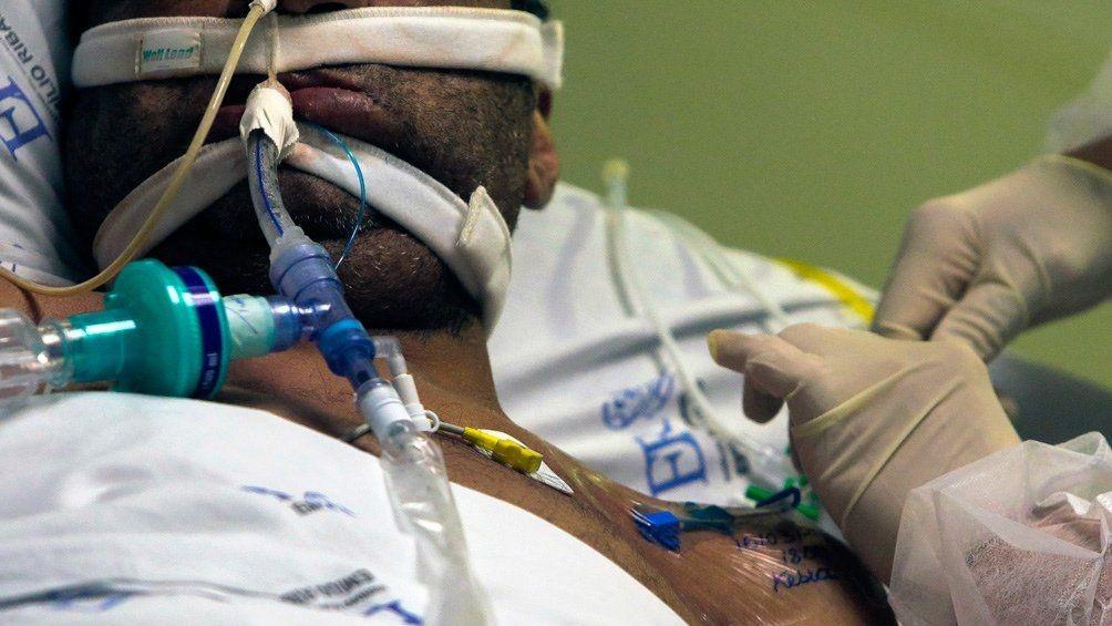 Brasil superó los 100.000 contagios de coronavirus en un día