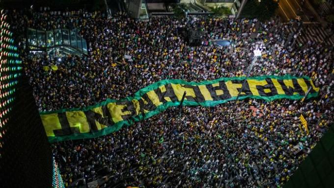 Cámara de Diputados de Brasil da luz verde a juicio político contra Dilma Rousseff.