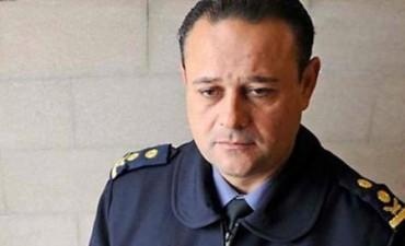 Luis Bruschi asume como nuevo jefe de policía provincial