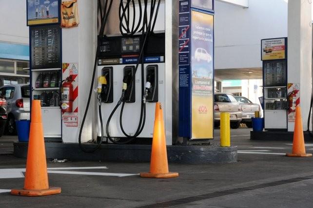 El paro de la CGT del jueves afectaría el expendio de combustible