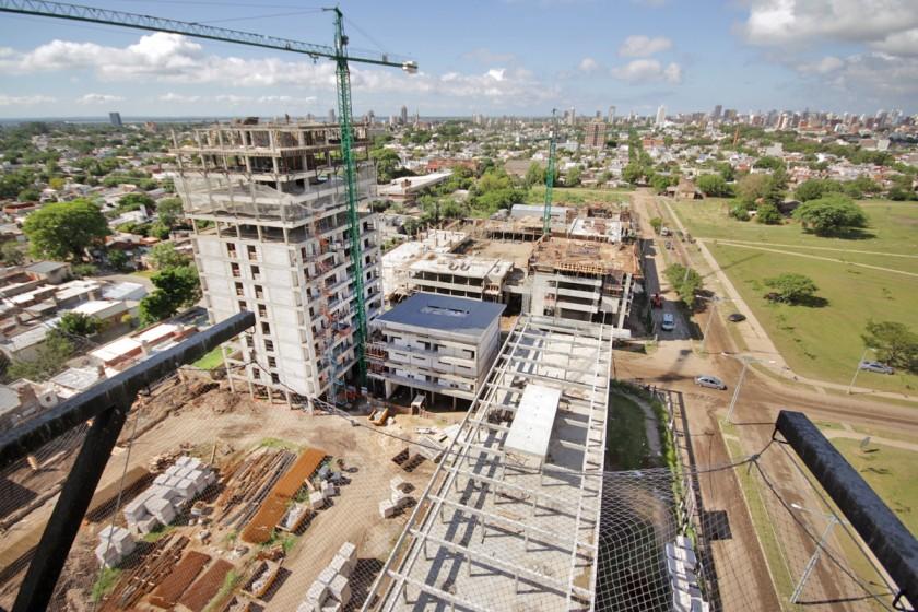 Nación impulsará la construcción de viviendas en el Parque Federal