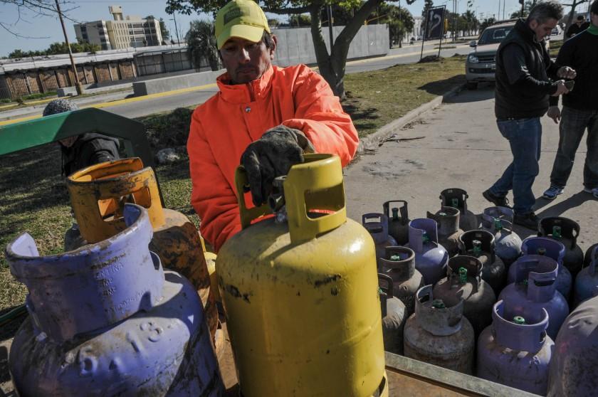 Este viernes continúa la venta de garrafas de gas a precio diferencial