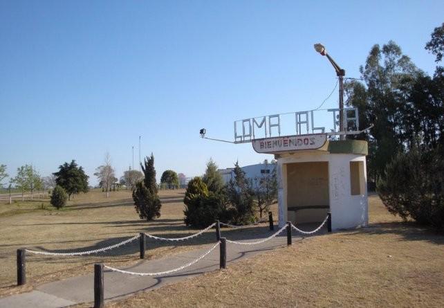 Loma Alta: detuvieron a dos vecinos por amenazar con un arma a la presidenta y al tesorero de la comuna