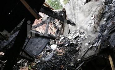 La habitación en la que Grassi cometió sus abusos fue incendiada