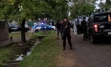 Incidentes en un operativo policial en Rosario