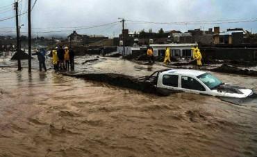 Ya hay más 6000 evacuados en 6 provincias por inundaciones