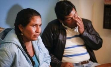 Los padres del nene mutilado contaron detalles de cómo fue el entierro