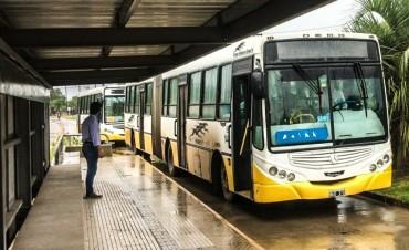 Realizaron nuevas pruebas en el carril exclusivo del Metrofé