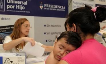 La Provincia hizo una propuesta para que 30.000 niños no pierdan la Asignación Universal por Hijo