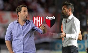 Colón juega el viernes y Unión el domingo