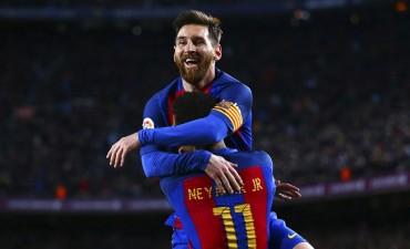 Messi renovó contrato con Barcelona hasta el 2022