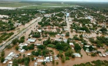 2 muertos y más de 11 mil evacuados en 4 provincias