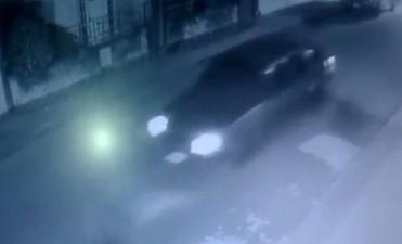 Caso Micaela García: el auto del violador Wagner estuvo 37 minutos en un descampado