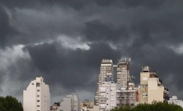 Alerta meteorológico para el fin de semana en la ciudad