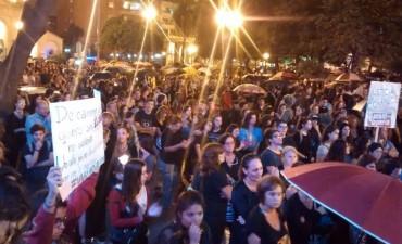 Caso Micaela García: Santa Fe dijo presente en la multitudinaria marcha para reclamar respuestas a la Justicia