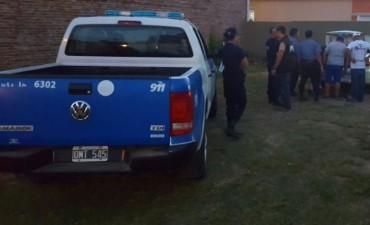 Intentaron asesinar con varios disparos a un hombre en barrio Yapeyú